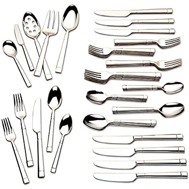 kate spade new york Fair Harbor 45-piece Stainless Flatware Set