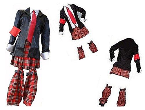Shugo Chara Hinamori Amu cosplay costume (Shugo Chara Amu Cosplay Costume)