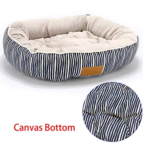 Casual-Life Pets Products for Puppies pet Bed for Animals Dog beds for Large Dogs cat House Dog Bed mat cat Sofa Supplies py0103,Blue,M -