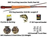 Trout Bug Launcher Rod & Reel Kit