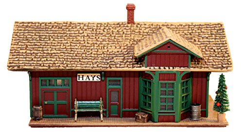 The Hays Train Station (The Sarah Plain and Tall Collection (Hallmark)) - Train Station