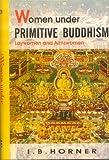 Women under Primitive Buddhism 9788120806641