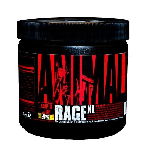 Universal Nutrition Animal Rage XL, Lemon Slayed by UNIVERSAL NUTRITION