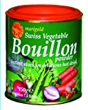 Marigold Swiss Vegetable Bouillon, 5.3-Ounce(150-Grams) Units (Pack of 6)