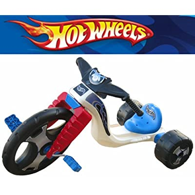 "The Original Big Wheel ""HOT WHEELS"" Trike Limited Edition Ride-on : Childrens Tricycles : Sports & Outdoors"