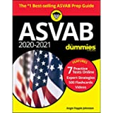 2020-2021 ASVAB for Dummies: Book + 7 Practice Tests Online + Flashcards + Video