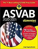 2020/2021 ASVAB For Dummies: Book + 7 Practice