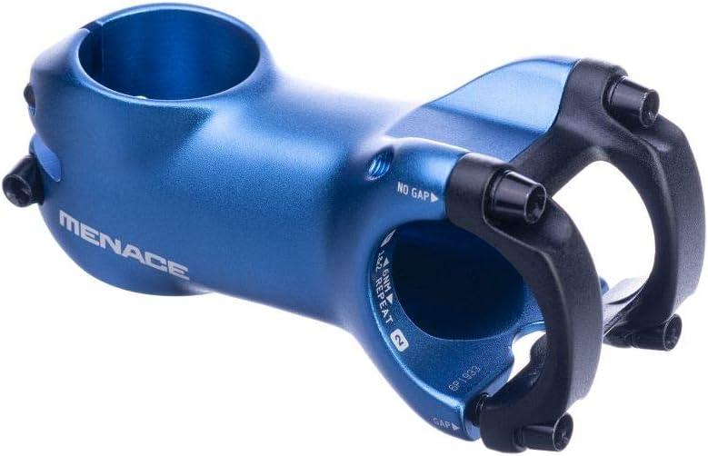 Sixpack Menace Fahrrad Vorbau 31.8mm 50mm 70mm blau