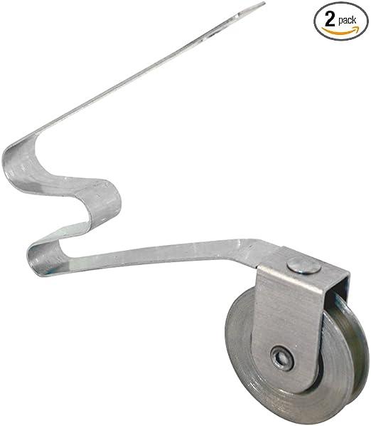 New Box of 6-1 set PerPack Slide-Co 11960-B Screen Door Tension Spring Rollers
