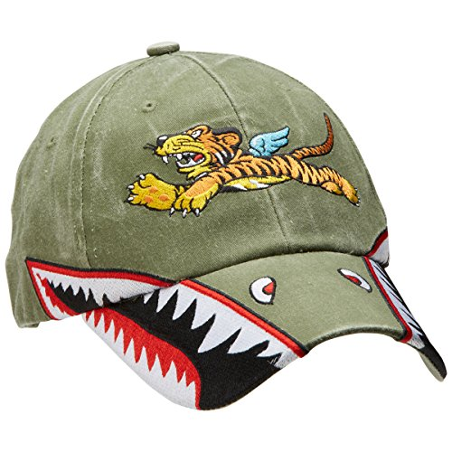 Embroidered Flying Tigers Cap ()