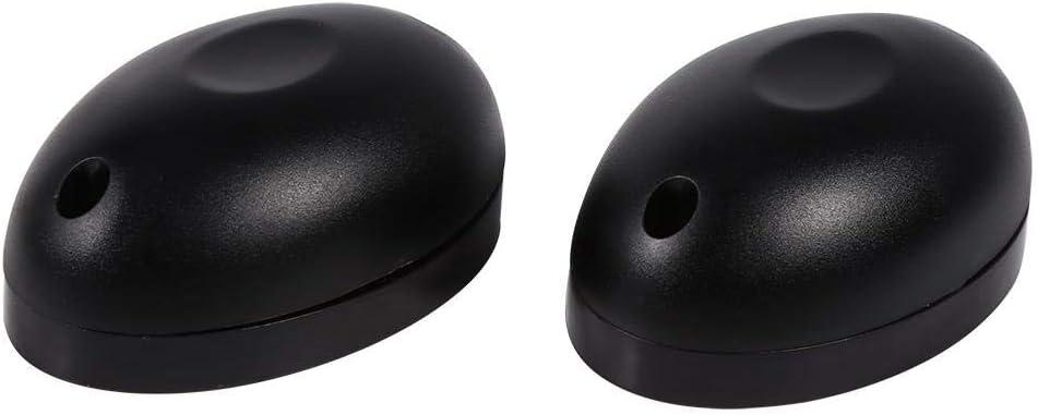 Akozon Detector Fotoelectrico Infrarrojo 20m Alarma de Haz Sensor de Infrarrojos Sistema de Seguridad de la Puerta del Hogar