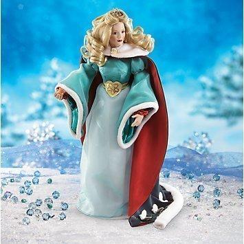 Lenox Doll (Lenox Porcelain Christmas Princess Doll by Lenox)