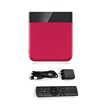 Mini proyector, portátil Compatible con 1080P Full HD cámara de ...