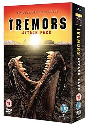 Tremors Attack Pack [DVD] by Kevin Bacon: Amazon.es: Marlon ...