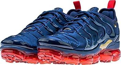 84dae72e1a97c Amazon.com | Nike AIR Vapormax Plus Midnight Navy - Size 8.5 US ...