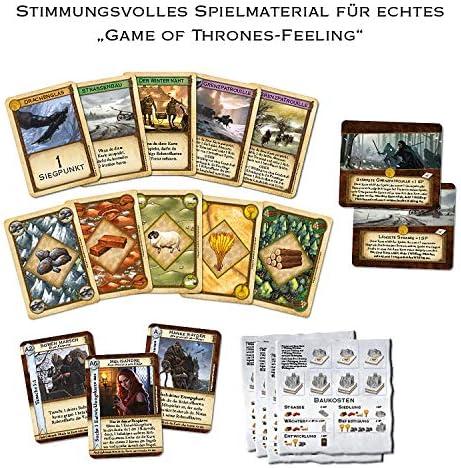Kosmos A Game of Thrones CATAN Strategiespiel
