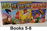 img - for Flat Stanley's Worldwide Adventures SET : Books 5-8 book / textbook / text book