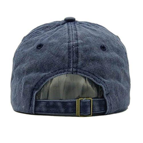 Baseball hop Casquette Snapback Hat de Coton LanLan Chapeaux Jaune Rétro Casquette Équipée Unisexe Bouchon broyage Hip de qnWHWg1zE