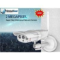 Vstarcam C16S 2MP 1080P Full HD WIFI IP67 Waterproof IR Night Vision IP Network Camera(Outdoor)
