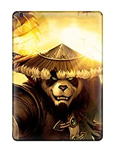 Archerfashion2000 Design High Quality Pandaren Covers Cases With Excellent Style For Ipad Air