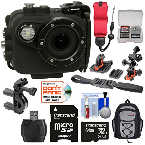 intova-x2-marine-grade-wi-fi-hd-video-action-camera-camcorder-with-video-light-64gb-card-action-moun
