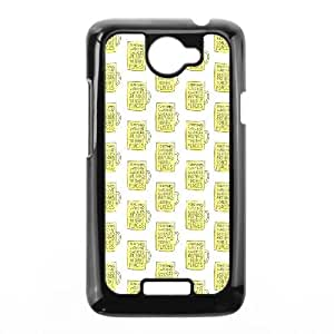 HTC One X Cell Phone Case Black Wrong Choices Right Places OJ436553