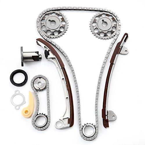 (ECCPP 13506-0H011 Timing Chain Kits Fits with Tensioner 2007 2008 2009 Toyota Camry 2009 2010 Toyota Corolla 2004 2005 2006 2007 Toyota Highlander 2009 Toyota Matrix 2007 2008 Toyota RAV4)
