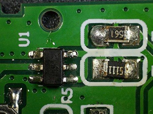 Andonstar 5 inch Screen 1080P Digital Microscope HDMI Microscope for Circuit Board Repair Soldering Tool ADSM302