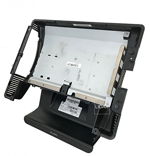 Hp Plastic Base (HP 591696-001 Plastic base assembly - Includes advertising frame and blank bezel - Does not include power supply, VFD, or head unit)