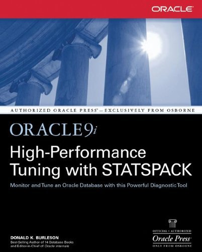 Oracle9i High-Performance Tuning with STATSPACK (Oracle Press) Pdf