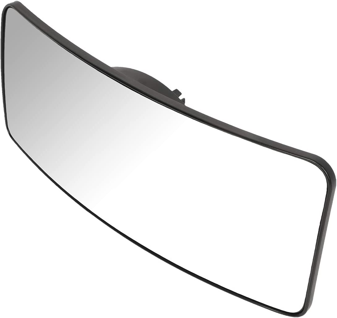 DNA Motoring OEM-MG-0178 7L3Z17K707H OE Style Driver//Left Lower Tow Mirror Glass