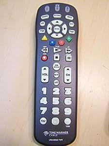 Amazon.com: Clikr-5 Time Warner Cable Remote Control Ur3