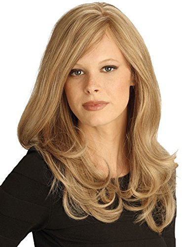 Natural Root Construction Wig Remy Human Hair Monofilament Top Womens Petite Average Hand Tied Cap by Louis Ferre Wigs NRC001HM -SPRINGHONEY