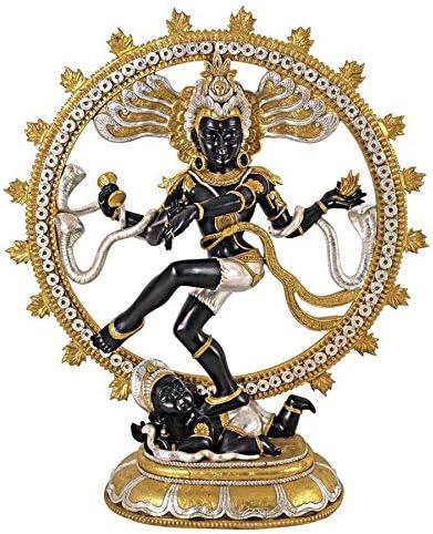 Design Toscano Dancing Shiva God of Cosmic Energy Indian Hindu Statue