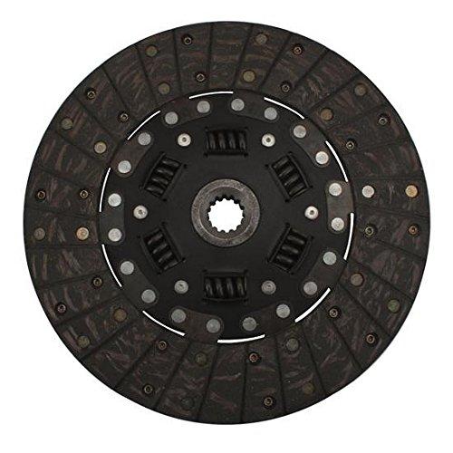 Flathead 10-1/2 In Clutch Disc, 1 In 14-Spline, S-10, T-5 Transmission