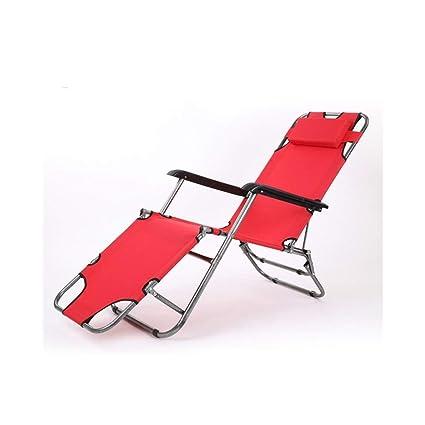 Amazon.com: LXJYMXCreative Silla de salón plegable, cama ...