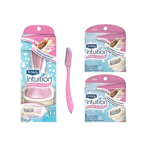 schick-intuition-womens-advanced-moisturizing-shea-butter-razor-refill-6count