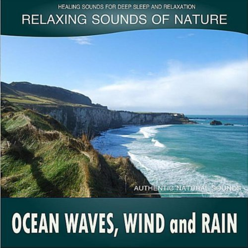 (Ocean Waves, Wind And Rain: Relaxing Sounds Of)