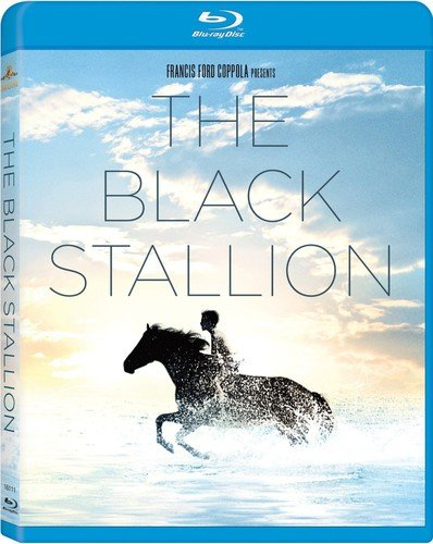Blu-ray : The Black Stallion (Digital Theater System, Widescreen, )
