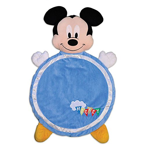 [Kids Preferred Disney Mickey Mouse Baby Plush Activity Playmat] (King Dedede Costume)