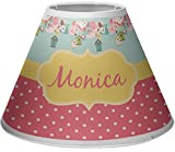 RNK Shops Easter Birdhouses Empire Lamp Shade (Personalized)