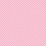 Amscan Classic Small Polka Dot Jumbo Gift Wrap Party Supply, New Pink, Paper, 16' x 30''