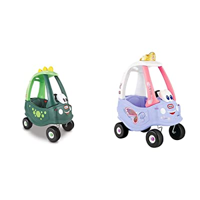 Little Tikes Cozy Coupe Dino and Fairy - Bundle: Toys & Games