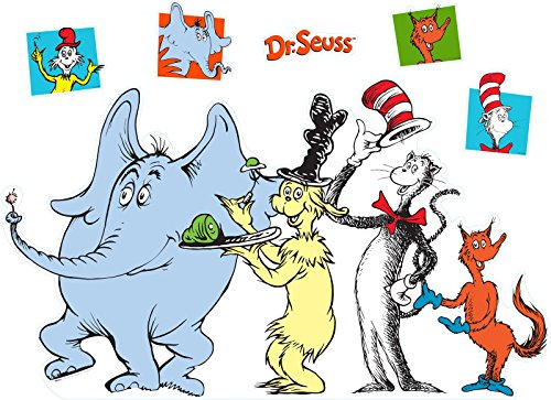 Seuss Party Room Decorations Character product image