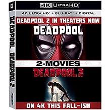 Deadpool 1 +2 2-pack