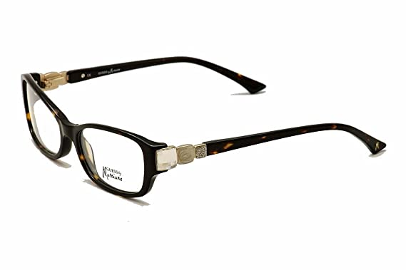 673cf7d81ae GUESS BY MARCIANO Eyeglasses GM 168 Tortoise 53MM at Amazon Women s ...