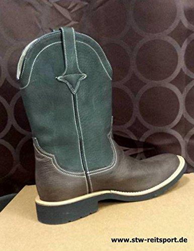 Barkley Boots Cattlemans Roper Boots