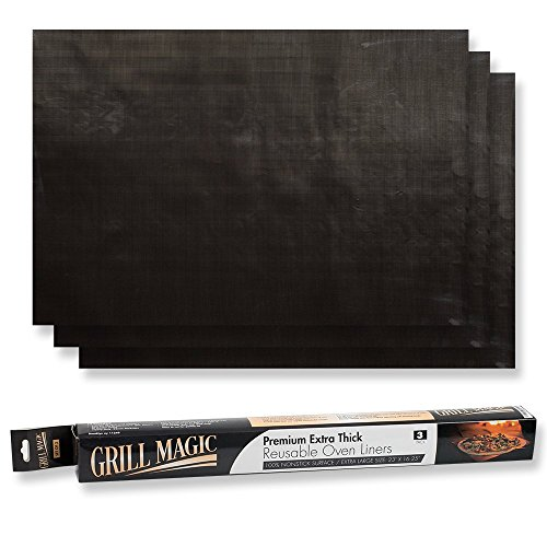grill-magic-non-stick-oven-liners-3-piece-set-thick-heat-resistant-fiberglass-mat-easy-to-clean-redu