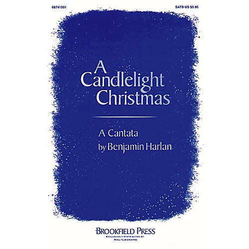A Candlelight Christmas (A Cantata) SATB arranged by John Purifoy Pack of 3