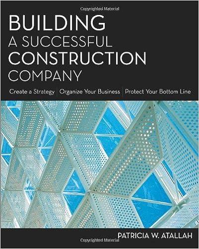 Building a Successful Construction Company: Create a